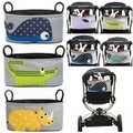 2016 Kinderwagen Bag Pouch Stroller Accessories Cartoon Waterproof Stroller Bag Storage Hanging Bag