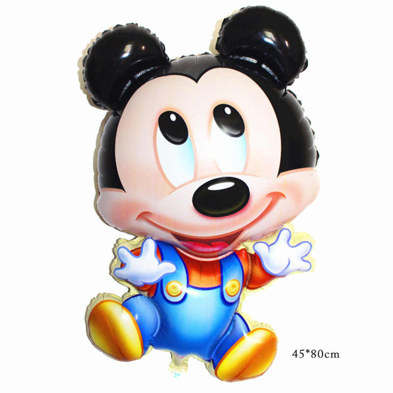 Detail Feedback Questions About 1pc Mickey Minnie Mouse Foil