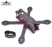 NEW VX5 215 215mm Carbon Fiber 215mm MINI Frame Quadcopter Mini Four Axis Multi FPV Racing Drone better than QAV X QAV 210