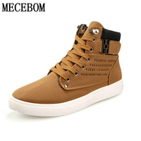 Hot Sale Men Shoes Sapatos Tenis Masculino Male Fashion Autumn Winter Boots For Man Casual High