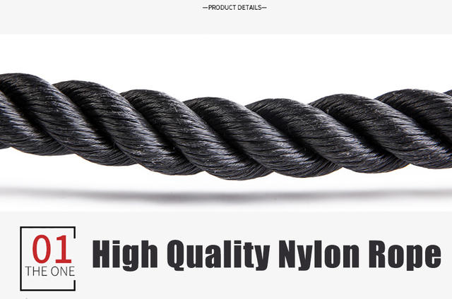 Fitness Bodybuilding Gym Pull Rope