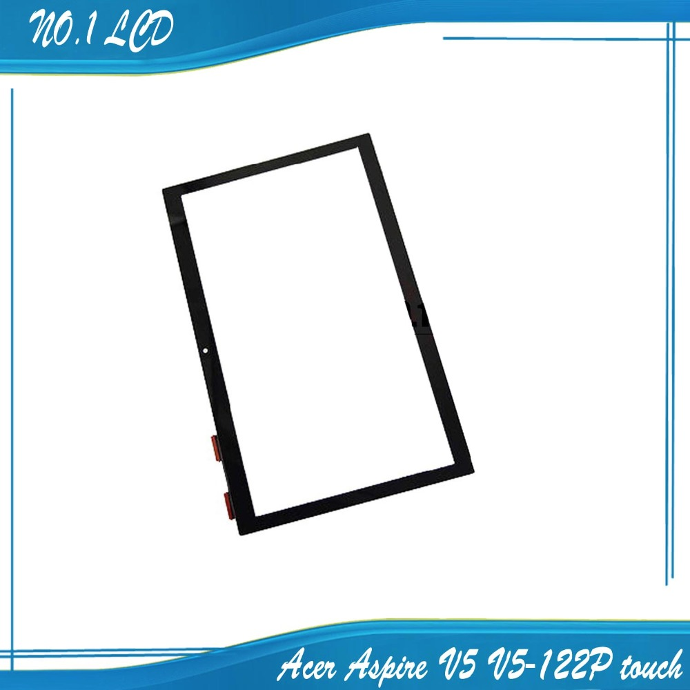 New Original 11.6 touch panel for Acer Aspire V5 V5-122P REV:2 Touch Screen digitizer Replacement glass+tools free shipping new 15 6 touch screen digitizer glass replacement for acer aspire v5 531p v5 531p 4129 frame