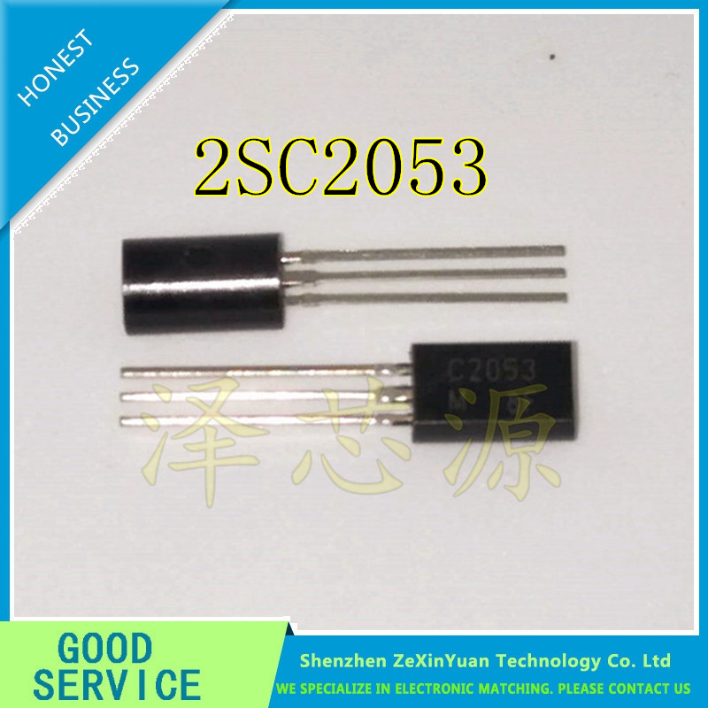 Free Shipping 10PCS 2SC2053 C2053 TO-92 NEW