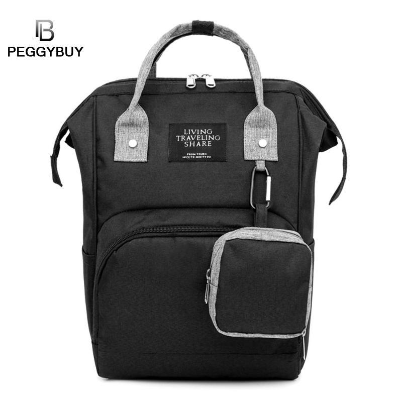 Large Capacity Diaper Bag Maternity Nappy Bebek Bakim Cantalari Backpack Large Capacity Travel Nursing Bag Baby Care Baby Bags