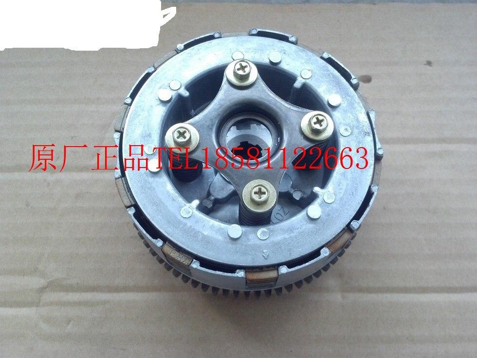 Для мотовездехода jianshe 250cc Двигатель сцепления узел пластины bashan quad ATV250 часть quad аксессуары