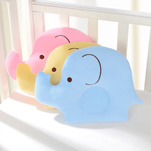 Newborn Velvet Shaped Pillow Baby Cartoon Anti-head Products Within Three Days of Delivery