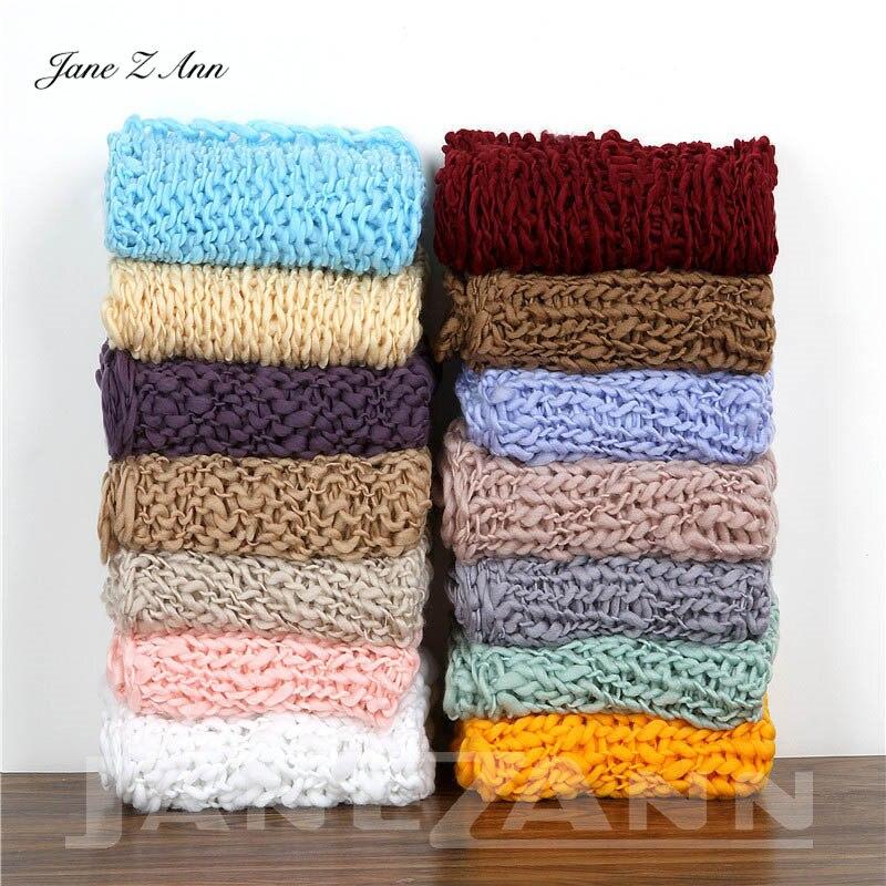 Jane Z Ann Crochet Newborn Photography Props Baby Knit ...