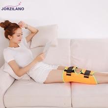 цены на JORZILANO Adult Adjustable O/X Leg Orthotic Corrector Belts Braces Leg Correction Strap Bow Legs Strap Long Charming Leg Bandage  в интернет-магазинах