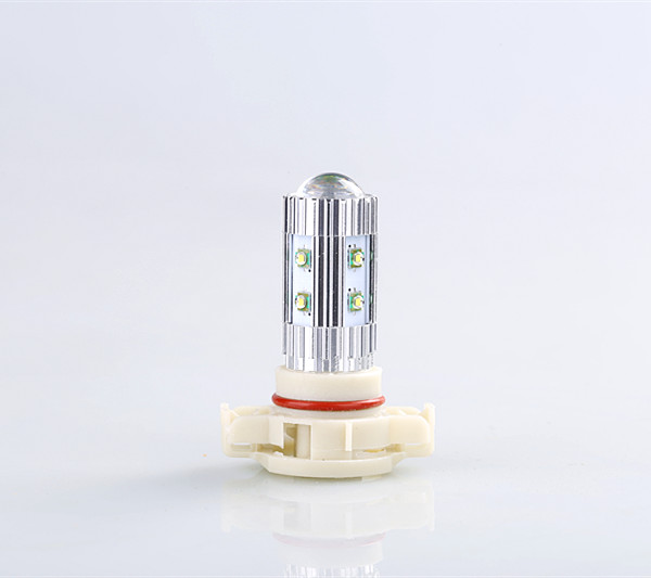 Free Shipping 2pc/lot car styling LED Lights Hi Q Fog lamps For Renault sandero 2014