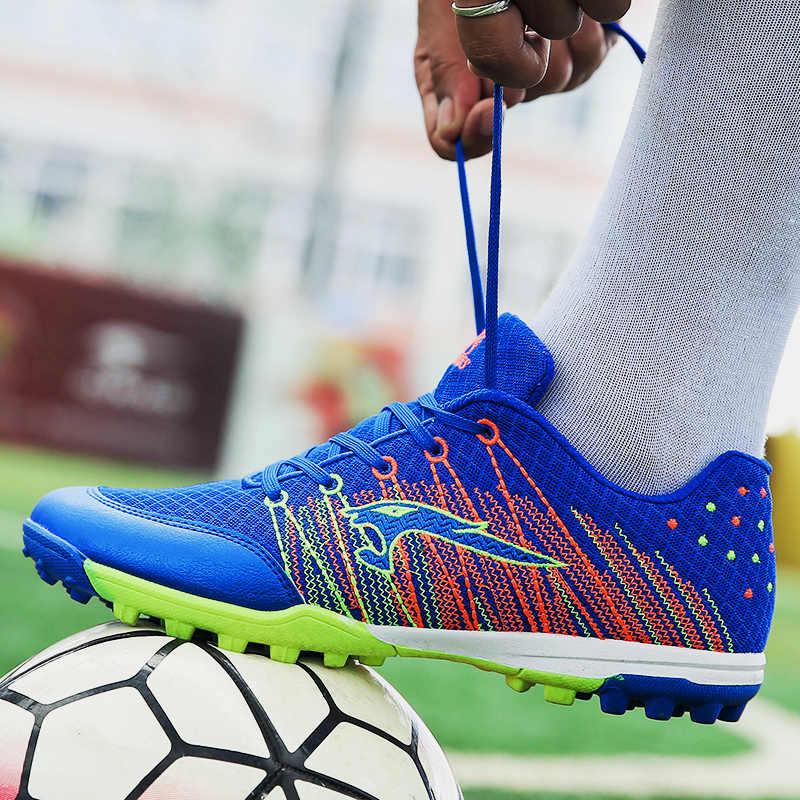 YRRFOUT Men Futsal Soccer Shoes 2018 New Original Brand Sneakers Man Training Shoes Outdoor High Quality Non-slip Football Shoes