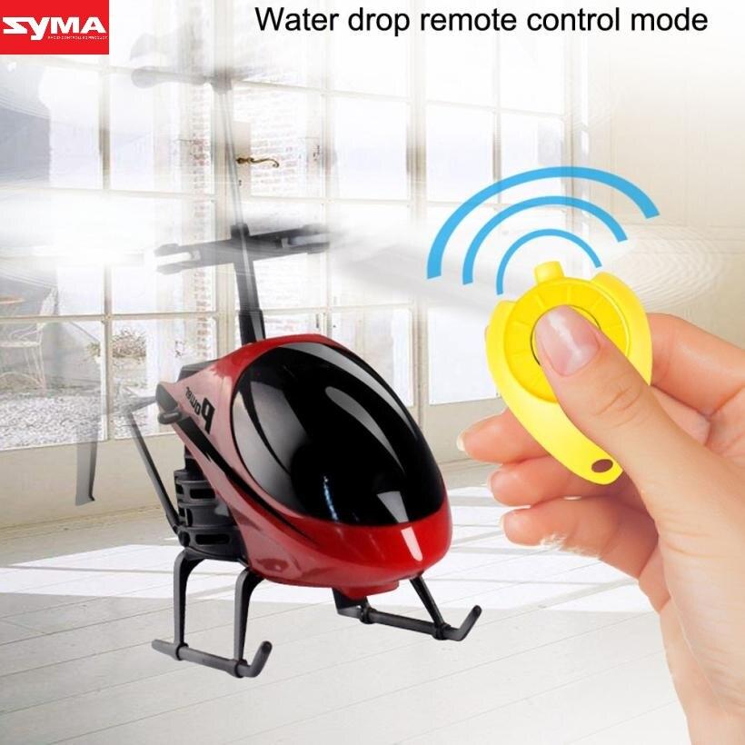 SYMA Quadcopter Vol Mini RC Infraed Induction Hélicoptère Avions Clignotant Lumière Jouets + RC quadcopter avec caméra dec29