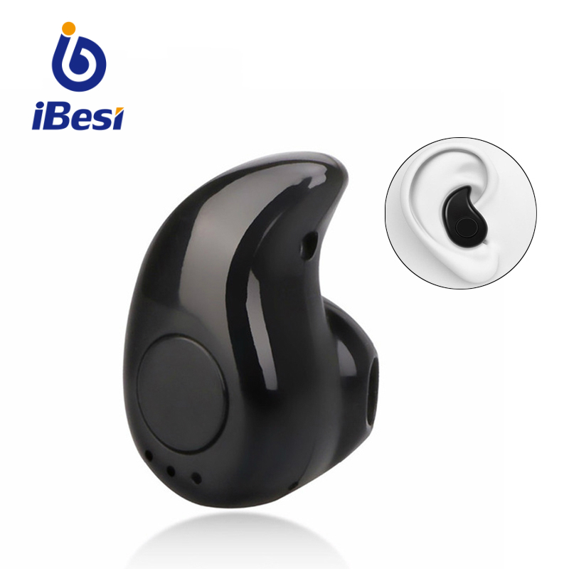 S530 Mini Sport Wireless Bluetooth Earphone with Mic Earbuds Handsfree Headset Earphones Earpiece for iPhone Huawei Samsung(China)