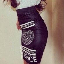 ERSAC High Waist Black Skirt Women's Autumn Summer Slim Hip Plus Size Casual Pencil Skirt sexy Skirts