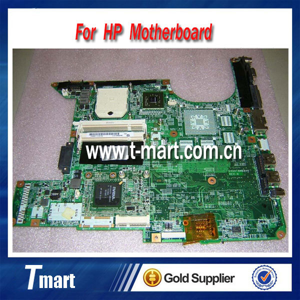 ФОТО for hp DV6000 443775-001 laptop motherboard AMD Integrated DDR2 origianl and work well full tested