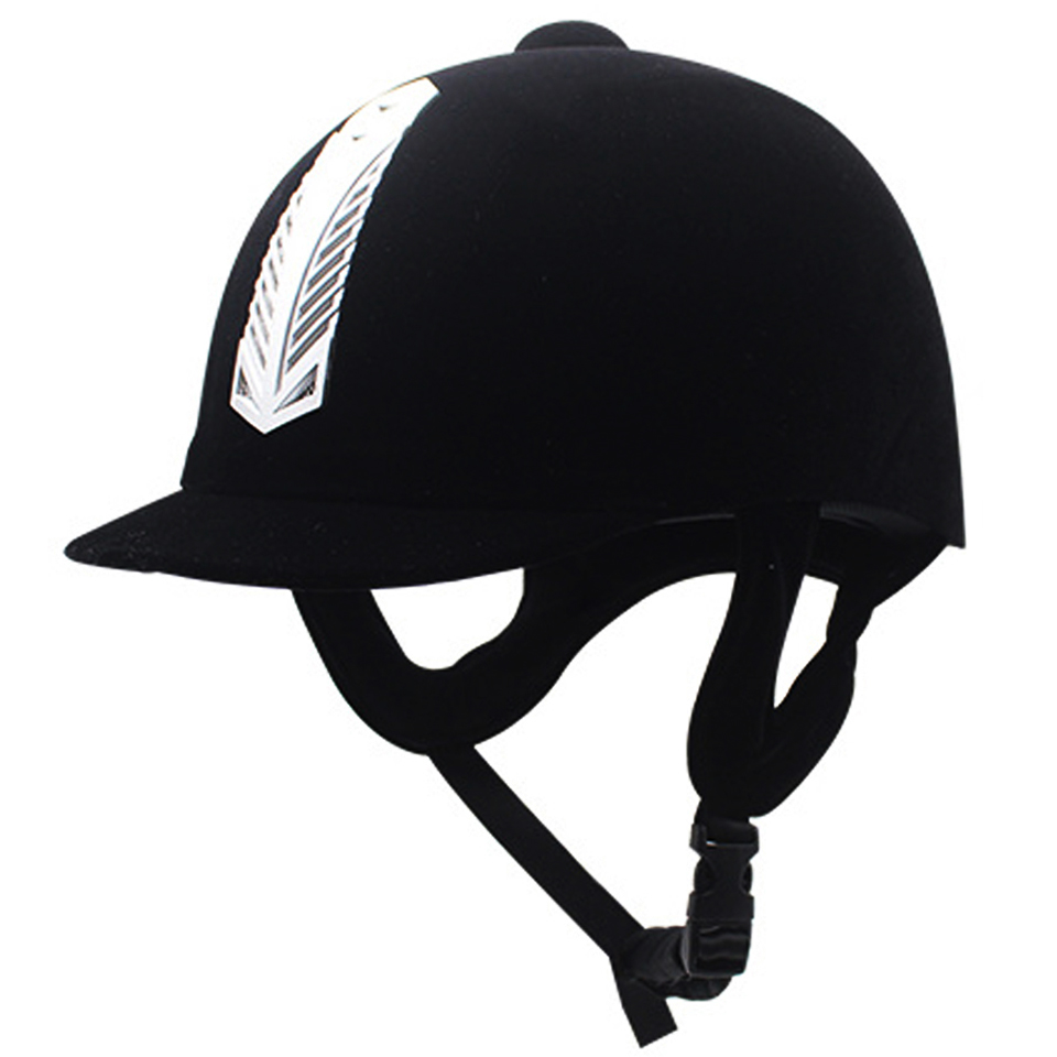 LOCLE Equestrian Horse Riding Helmet Breathable Durable Safety Half Cover Horse Rider Helmets For Men Women