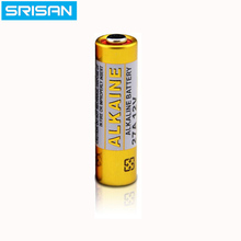 SRISAN 20PCS 27A 12V dry alkaline battery L828 27AE 27MN  A27 for doorbell,car alarm,walkman,car remote control etc