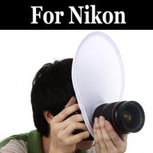 Камера Аксессуары для вспышек Универсальный складной фон для фотосъемки стеклами для nikon D3100 D3200 D3300 D3400 D3500 D4 D4S D5 D500
