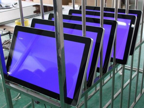 47 pouce Android lecteur Publicité 1920X1080 LG LED écran LCD affichage numérique lecteur de signalisation kiosque moniteur supports/titulaires