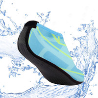MWSC Colorful Summer New Women Water Shoes Aqua Slippers For Beach Slip On Waterpark Sandals Sandalias