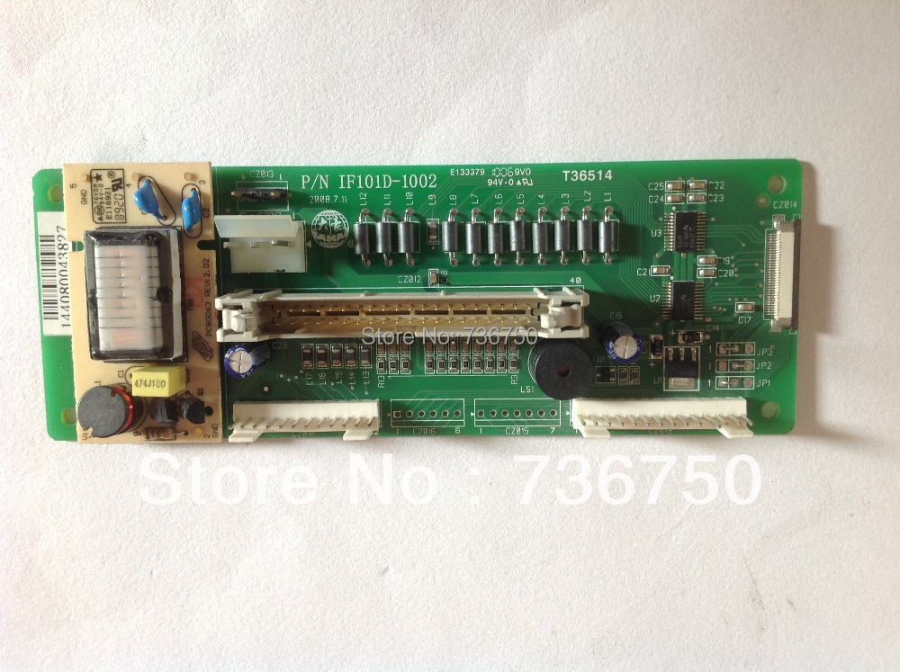 Dahao P/N IF101D IF101G IF101 LCD board display inverter card for Chinese embroidery machine electronic spare parts store 736750-in Sewing Tools & Accessory from Home & Garden    1