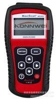 Konnwei Autel MaxiScan MS509 OBDII/EOBD Auto Code Reader Nadające Się Do NAS i Azjatyckich i Europejskich Pojazdów Maxiscan kod skaner