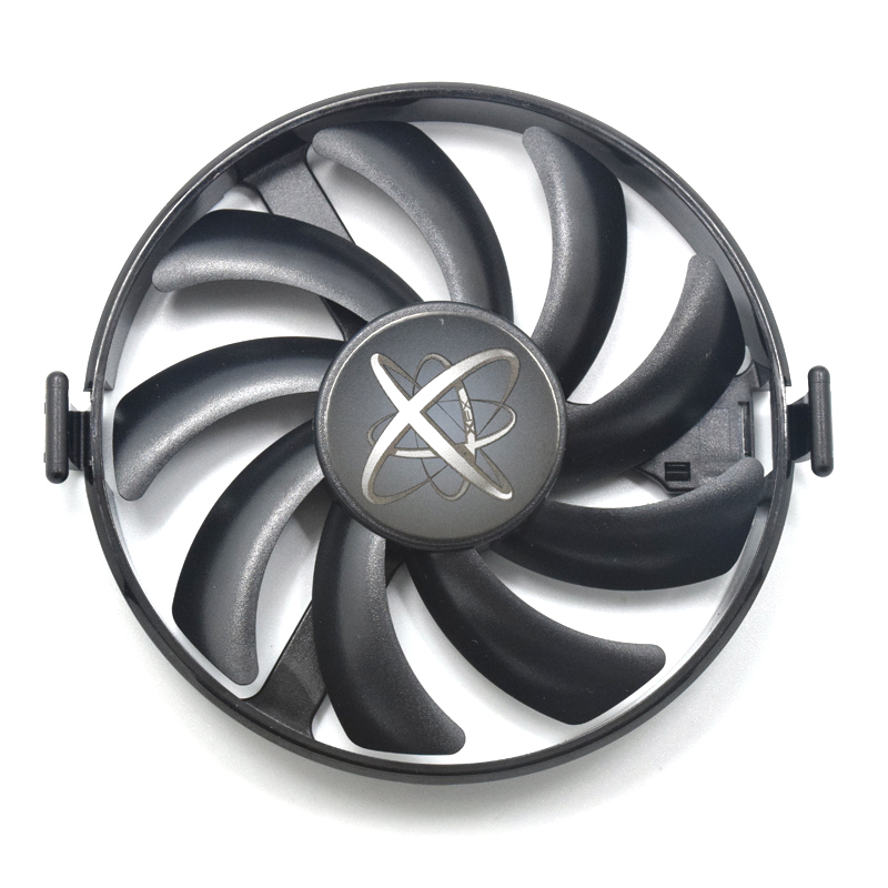New 94mm FDC10H12S9-C LED Cooler Fan Replace For XFX AMD Radeon R7 370 RX 470 480 570 580 RX460 RX 460 Graphics Card Cooling Fan image