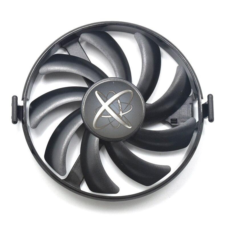 Nouveau 94mm FDC10H12S9-C LED refroidisseur ventilateur remplacer pour XFX AMD Radeon R7 370 RX 470 480 570 580 RX460 RX 460 carte graphique ventilateur de refroidissementNouveau 94mm FDC10H12S9-C LED refroidisseur ventilateur remplacer pour XFX AMD Radeon R7 370 RX 470 480 570 580 RX460 RX 460 carte graphique ventilateur de refroidissement
