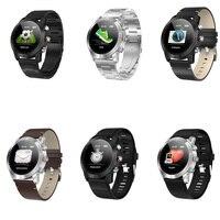 S10 Smart Uhr 1 3 Zoll IP68 Wasserdichte Sport Uhr Herzfrequenz Sensor 350mAh Batterie Fitness Band