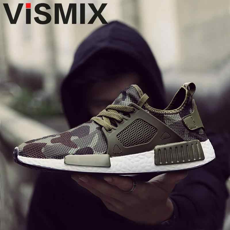 Sneakers Military Camouflage Men Casual Shoes 2018 Summer Krasovki Army Green Trainers Ultra Boosts Zapatillas Deportivas Hombre