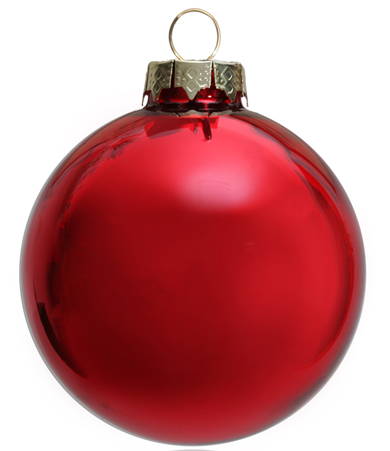 Free Shipping Home Event Party Ornaments Christmas Xmas Glass Bauble Decoration 80mm Deep Plum Ball Ornament