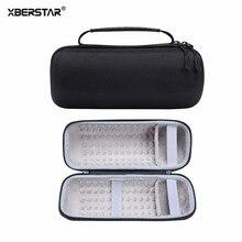XBERSTAR Duro EVA Storage Case Carry Bag para JBL LINK 10 LINK10 Bolsa Caixa de Luva Inteligente Bluetooth Speaker Portátil Com Zíper bolsa