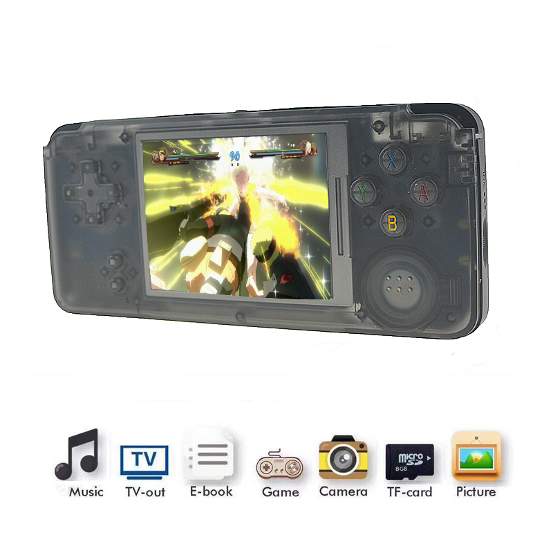 Retro Handheld Game Console 16GB Built-in 3000 Games 3.0 Inch Console Support For NEOGEO/GBC/FC/CP1/CP2/GB/GBA Handheld Player цена и фото