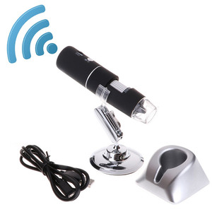 Image 2 - 2020 Newest 3 colors 1080P WIFI Digital 1000x Microscope Magnifier Camera for Android ios iPhone iPad