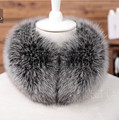 High imitation fox fur collar faux fur scarves scarf, fake collar, warm winter