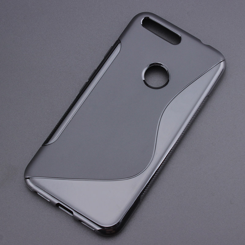8 Color S Line Anti Skidding Gel TPU Slim Soft Case Back Cover For Google Pixel XL Pixelxl 5.5 Inches Phone Rubber Silicone Bag