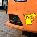 1pc Car Stying Poke pikachu Car Sticker Decals Pocket Monster PokeMon Go Car Motorcycle Stickers Reflective Vinyl Decal Sticker