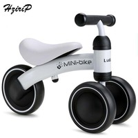 Children No Foot Pedal Balance Bikes Electrical Car For Infant 1 3year Scooter Driving Bike Gift For Child Tricycle Ride On Cars