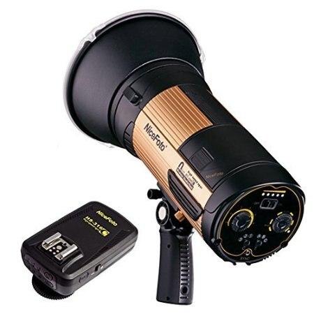 Wireless Outdoor Flash 400w High Speed Sync N Flash Wireless Outdoor LED  Flash/