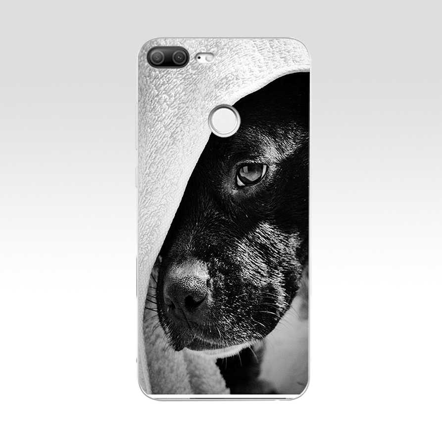 109A Pit Bull Dog Pitbull Puppy Animal Soft Silicone Tpu Cover phone Case  for huawei Honor 9 Lite 10 p 9 10 lite case