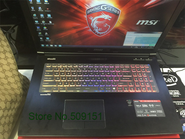 Для MSI 17,3 или 15 дюйм чехол для клавиатуры протектор для MSI GE60 GE70 GT60 GT70 GP60 GX60 GX70 GS70 GS60 GT72 GE62 GP62 GE70