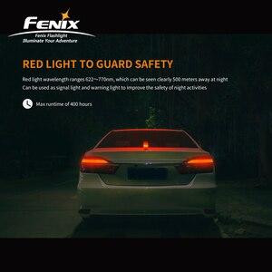 Image 4 - Высокопроизводительный перезаряжаемый фонарь для кемпинга Fenix CL26R с Micro USB и бесплатной литий ионной батареей 18650