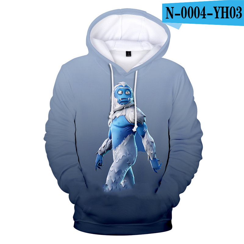 Fortnit Battle Royale Hoodie Sweatshirt Boys Tracksuit Kids Kid Clothings Game Battle Royale Clothings Women Clothing Men Hooded