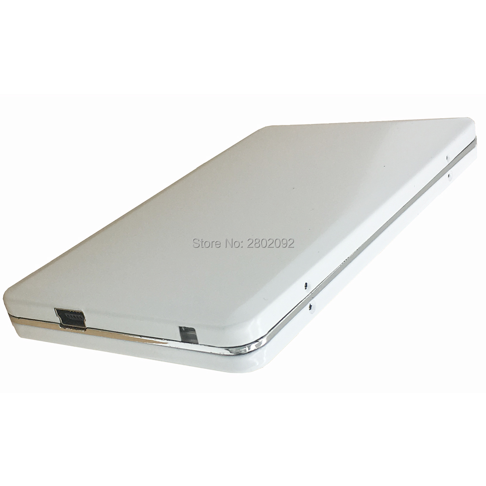 Ehrgeizig Weiß 1,8 Zoll Usb2.0 Lif Hdd Ide Pata 16pin Externe Festplattengehäuse Gehäuse Box FÜr Hs12uhe Mk1639gsl Mk2239gsl Videospiele Festplatte & Boxen