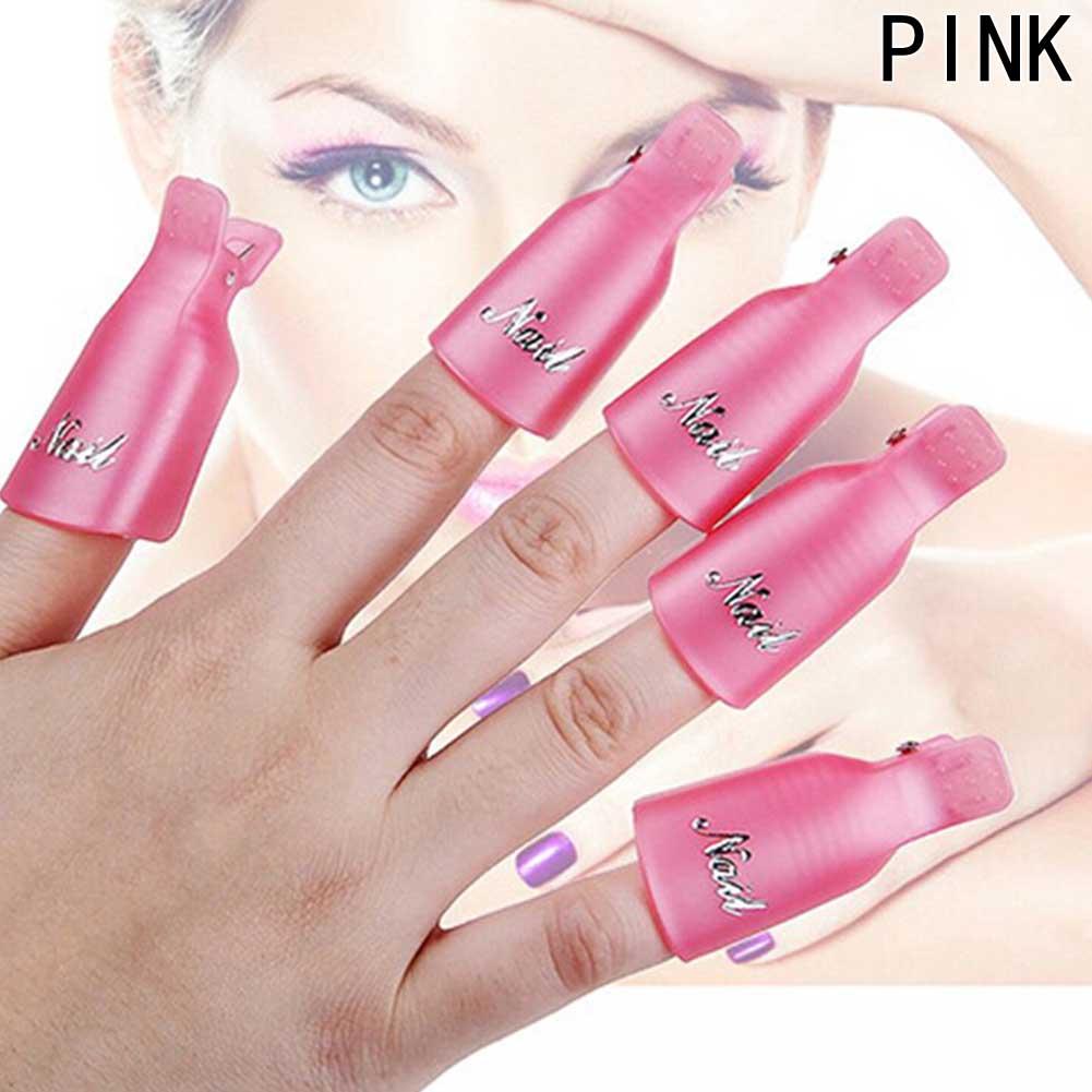 5 Teil/satz emover Gelpoliermittel Nail art Soakers UV Nagel ...