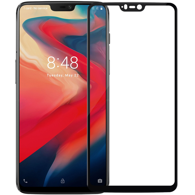 Nillkin OnePlus 6T CP 2.5D 9H Tempered Glass Screen Protector