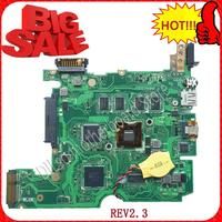 HOT For ASUS X101CH Laptop Motherboard X101CH Mainboard REV2 3 100 Tested Freeshipping