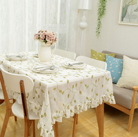 New Hot Sale Europe Style Table Cloth Home Party Coffee Table Cloth Table Cover For Hotel