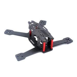 Image 5 - Swallow F2 160 160mm Carbon Fiber Frame for 20*20 /30.5*30.5 FC FPV Quadcopter RC mini Drone