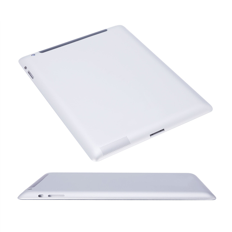 Image 3 - 100% OEM Rear Housing For Apple iPad 4 5 6 Wifi / 3G Wifi/3G  Battery Cover Durable Protective Back Cover Case Replacement  PartsMobile Phone Housings