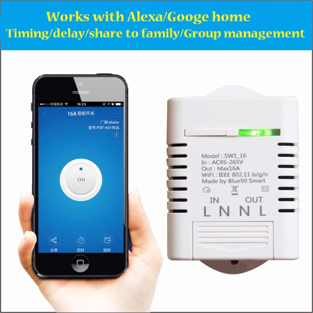 Detail Feedback Questions about Sonoff Smart Home TH